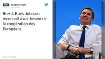 Brexit  Boris Johnson dévoile son plan pour un nouvel accord avec les Européens