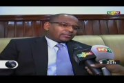 ORTM/Visite du Premier Ministre, Boubou CISSE en Cote d'ivoire