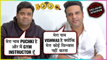 Kiku Sharda And Krushna Abhishek Talk About Their NEW Web Series Booo Sabki Phategi | EXCLUSIVE