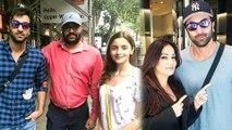 Alia Bhatt Ranbir Kapoor POSES With Fans In New York