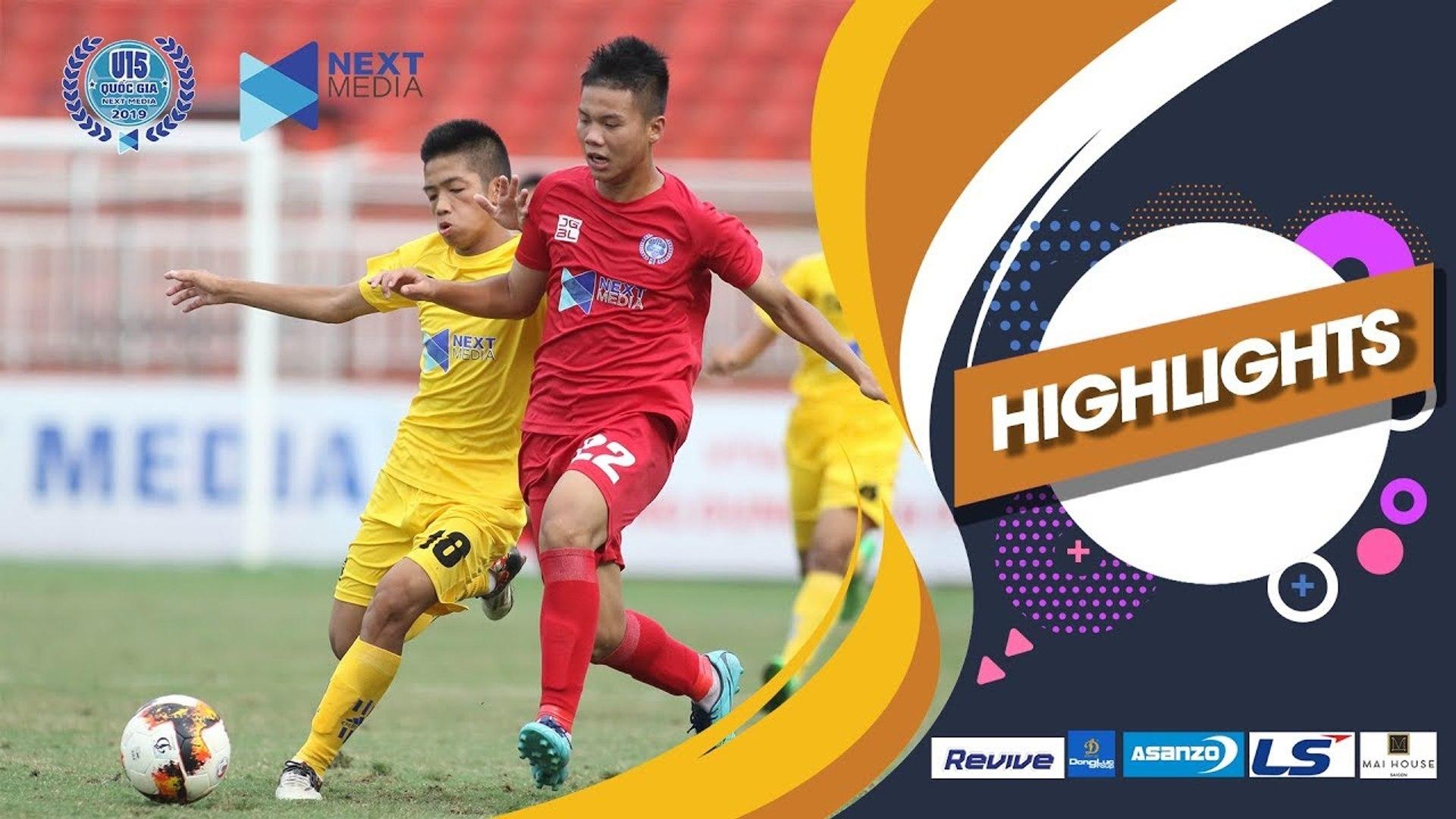 Thanh Hóa xuất sắc đánh bại Viettel, hẹn SLNA trong trận chung kết | VFF Channel