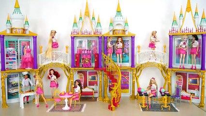 Disney Princess School Dollhouse Prinzessin Schule sekolah putri Escola de princesa مدرسة الاميرة | Karla D.