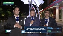 LUP: Así va la semana de 'descanso' de la Selección