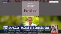 """368 pages et de nombreux tacles... ce que contient """"Passions"""", le nouveau livre de Nicolas Sarkozy qui sort ce jeudi"""