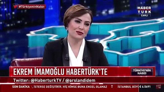 İmamoğlu 'Zorla mitinge götürülme devri bitti'