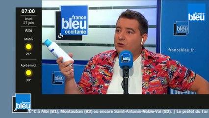 France Bleu Occitanie matin du jeudi 27 juin 2019