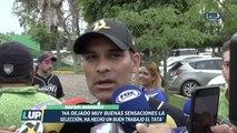 LUP: Rafa Márquez habla sobre el 'Tri' de Copa Oro
