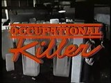 Occupational Killer (1986) - Trailer (VHS)