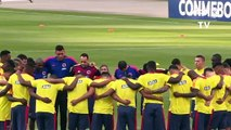"""Chile es """"el mejor rival"""" que le podía tocar a Colombia: Mateus Uribe"""