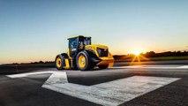 Karşınızda en hızlı traktör!