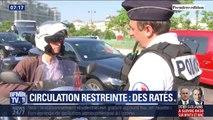Circulation différenciée à Paris: près de 20% des voitures contrôlées n'avaient pas de vignette conforme