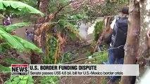U.S. Senate passes $4.6 billion border funding bill amid global attention on drowned migrants