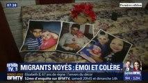 L'émotion et la colère après la noyade d'un migrant salvadorien et sa fille dans le Rio Grande