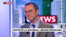 L'interview de Bruno Retailleau
