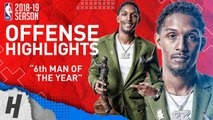 Lou Williams BEST Offense Highlights from 2018-19 NBA Season- 6th Man of the Year