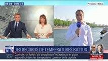 """32°C en pleine nuit à Dourgne : """"On ne peut pas rafraîchir le matin. Il fait chaud, c'est intenable"""""""