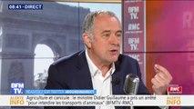 """Didier Guillaume lance """"une grande concertation"""" pour obliger les agriculteurs à s'assurer"""