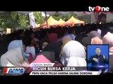 Ricuh Bursa Kerja Cilegon, Ribuan Peserta Saling Dorong