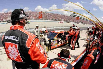 The functions of a NASCAR crew chief