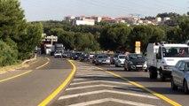 Viaduc de Martigues : de gros bouchons ce matin dans le sens Port-de-Bouc - Martigues