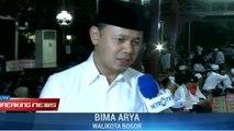 Walikota Bogor Hadir di Rumah Duka Cikeas