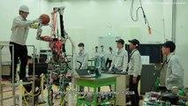 Record du monde : un robot marque 2020 lancers francs d'affilée