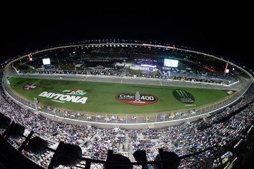 Daytona 500. The Superbowl of NASCAR