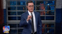 Stephen Colbert Unpacks The First Debate Of The 2020 Campaign