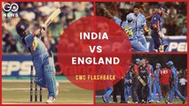 ICC Cricket World Cup Flashback - India vs England