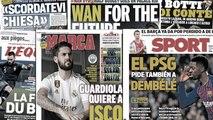 Pep Guardiola fait le forcing pour Isco, la Fiorentina met les barbelés pour Federico Chiesa
