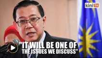 Panda bonds will be one of the issues we will discuss, says Guan Eng on China trip