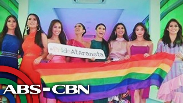 Reigning queens ng BB Pilipinas, nagpakita ng suporta sa LGBTQI ngayong Pride Month | UKG