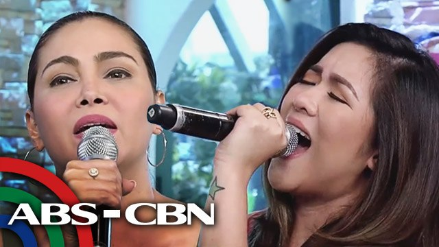 Thursday kantahan with K Brosas & Angeline Quinto, Live! | UKG