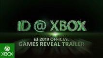 ID@Xbox : E3 2019 - Nouveaux jeux dévoilés