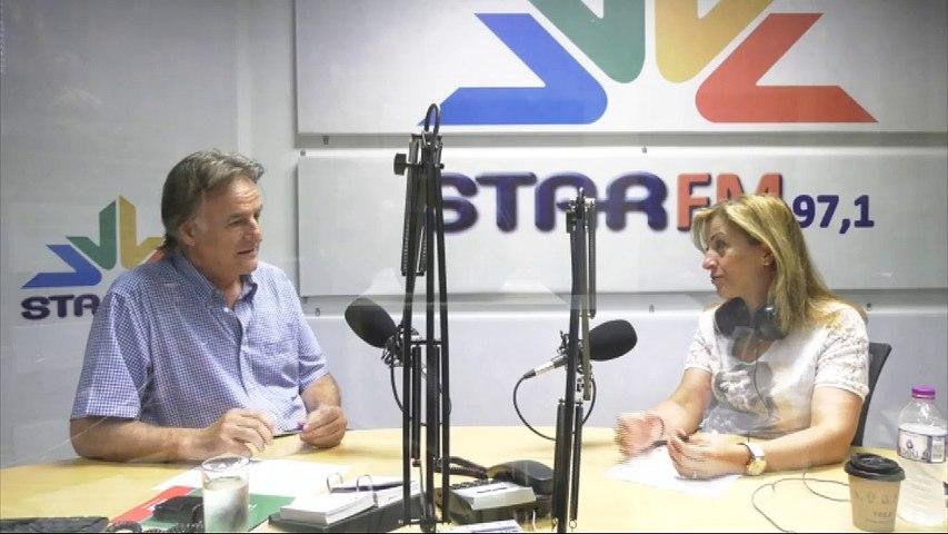 Νίκος Τσώνης: Κάνω έναν έντιμο προεκλογικό αγώνα και ότι φέρει η τύχη στις 7 Ιουλίου