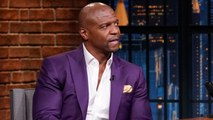 Terry Crews Loves Getting Recognized by Brooklyn Nine-Nine Fans