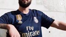 Nueva camiseta visitante Real Madrid 2019-2020