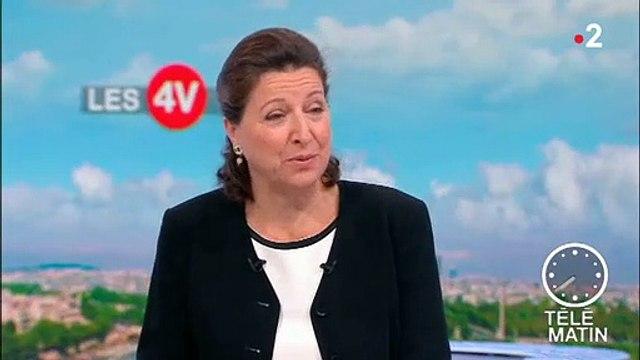 """Spéciale canicule: La ministre de la santé Agnès Buzyn dénonce """"Les parents qui laissent leurs enfants dans la voiture pour faire une course rapide"""" - VIDEO"""