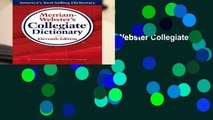 [NEW RELEASES]  Merriam-Webster Collegiate Dictionary, 11th Edition