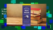 [BEST SELLING]  Mosby's Pharmacology Memory Notecards: Visual, Mnemonic, and Memory Aids for Nurses