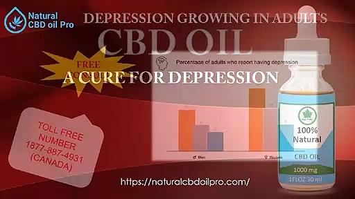 CBD Oil: A Cure for Depression