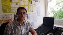 Besançon : Gil Grosperrin détaille l'utilité de l'association Familles rurales du Doubs