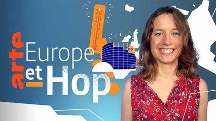 Hausse des températures... au Parlement européen - Europe et hop | ARTE
