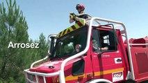 Canicule : les pompiers de Gironde se tiennent prêts