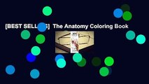 [BEST SELLING]  The Anatomy Coloring Book