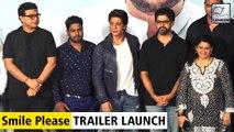 Smile Please Trailer Launch | Shah Rukh Khan, Vikram Phadnis