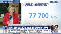 Canicule: vers un pic historique de consommation d'électricité ?