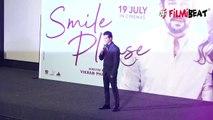Shahrukh Khan launches Marathi film Smile Please trailer; Watch video | FilmiBeat