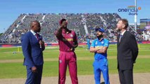 ICC Cricket World Cup 2019 : West Indies V India || India Have Won The Toss And Have Opted To Bat