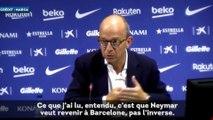 """Jordi Cardoner : """"Neymar, comme d'autres, veut évoluer à Barcelone"""""""